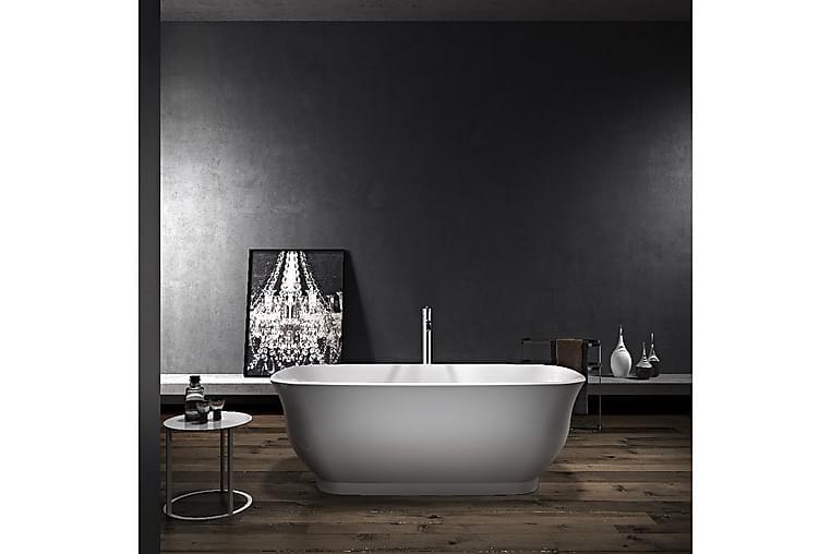 Badekar Frihet - Hvit - Baderom - Badekar - Frittstående badekar