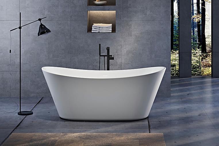 Ideal Relax Badekar Bathlife - Frittstående - Baderom - Badekar - Frittstående badekar