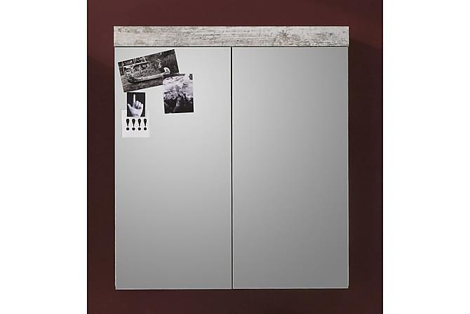 Cornell Møbelsett XXL 3 Deler - Vintage Hvit - Baderom - Baderomsmøbler - Komplette møbelpakker