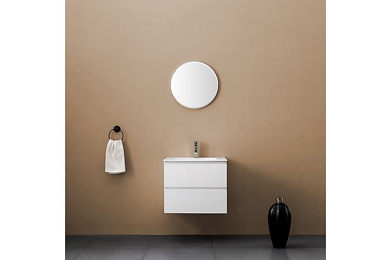 Eufori Møbelpakke 60 cm - inkl. speil - Baderom - Baderomsmøbler - Komplette møbelpakker