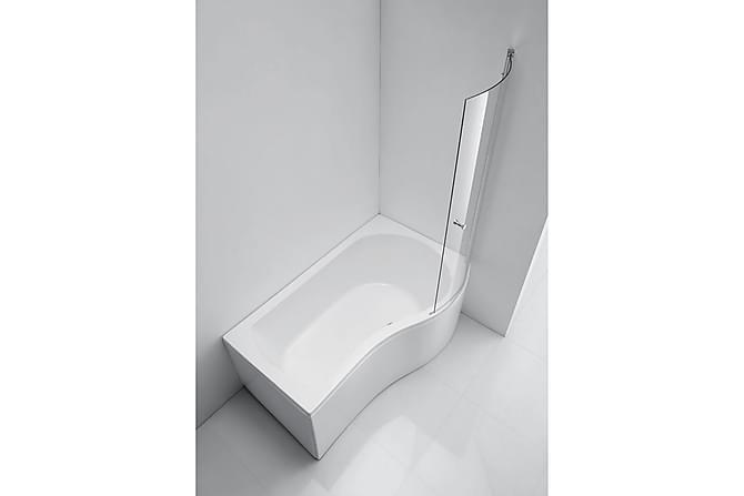 Ideal Comfort + Form Møbelpakke - Badekar/Dusjvegg - Baderom - Badekar - Hjørnebadekar