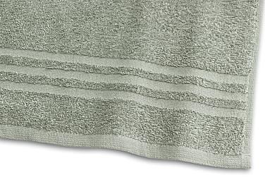 Basic Frotté 30x50 cm Grønn