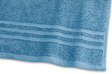 Basic Frotté 30x50 cm Mellomblå
