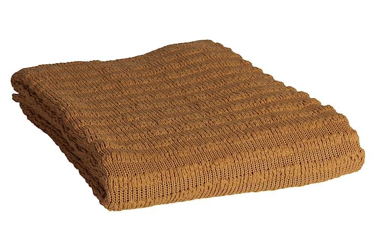 Waggner Håndkle 130x170 cm - Brun - Innredning - Tekstiler - Baderomstekstiler