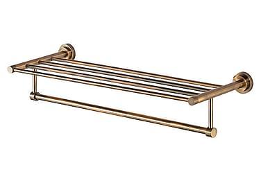 Baron Dobbel Håndklehylle - 60cm