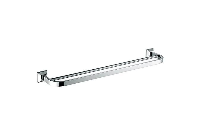 Cicero Dobbel Håndklestang - 60cm - Baderom - Baderomstilbehør - Håndkleshenger & hånddukstang