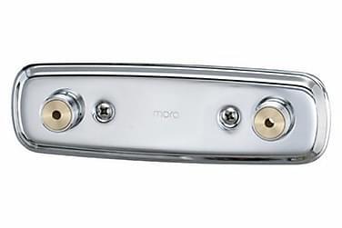 Mora Fix Skjult rørleggning 150 CC Krom Pex 16mm