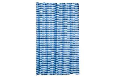 Dusjforheng Zigzag 180x200 cm