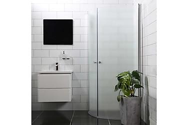 Bathlife Mangesidig Dusjhjørne Rund Dør/Rund Dør