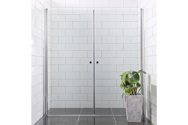 Bathlife Mångsidig Dusjdør Rett Vegg/Dør - 70x70 cm (Mellom Vegg) - Baderom - Dusjer - Dusjvegger