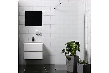 Bathlife Mangesidig Dusjvegg 90 cm