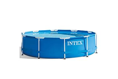 Intex Basseng Metal Frame 305x76 cm