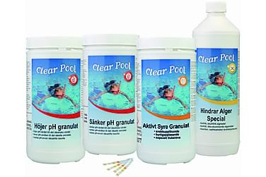 Pool Care Starter Sett