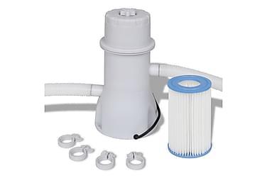 Svømmebasseng Filterpumpe 3785 L/h
