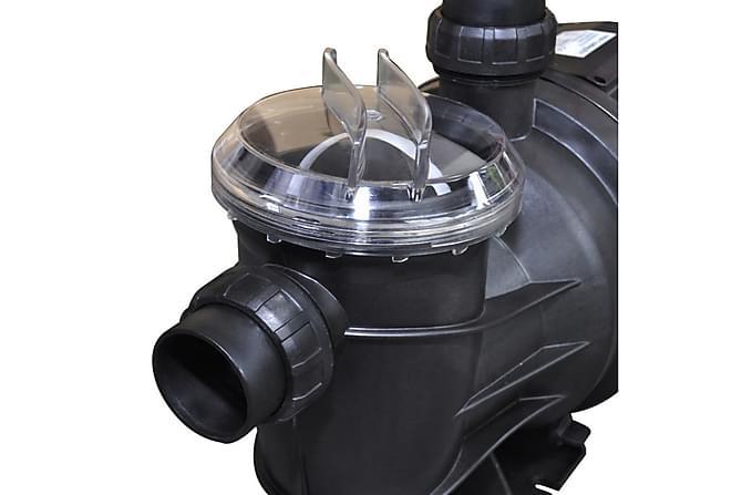 Basseng Elektrisk Pumpe 1200W Blå - Basseng & spa - Spabad rengjøring - Spabad filter