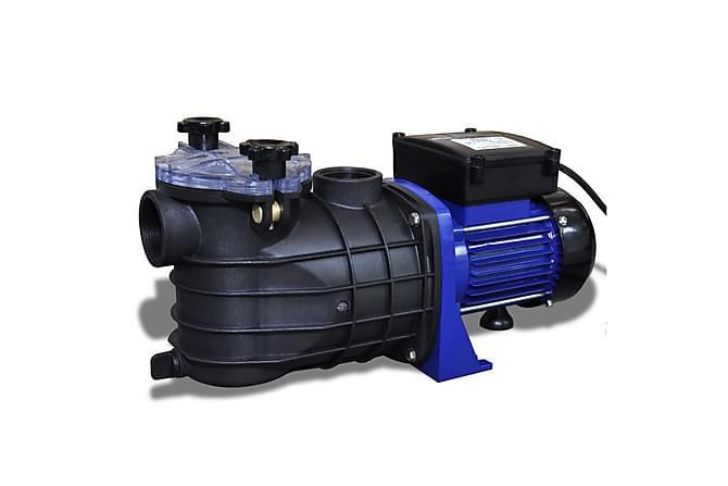 Elektrisk Pumpe til Svømmebaseng 500W Blå - Basseng & spa - Spabad rengjøring - Spabad filter