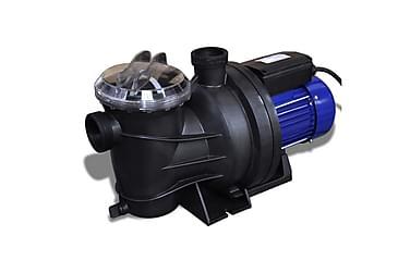 Elektrisk Pumpe til Svømmebaseng 800W Blå