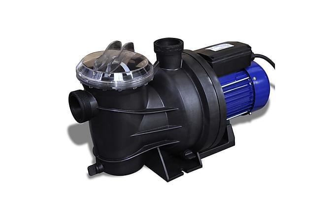 Elektrisk Pumpe til Svømmebaseng 800W Blå - Basseng & spa - Spabad rengjøring - Spabad filter
