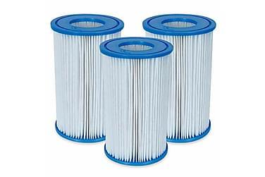 Intex Filterpatroner 3-Pk