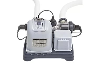 Intex Krystal Clear Eco Saltvannssystem