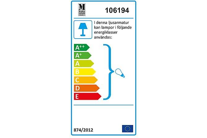 Hammer Bordlampe Svart - Markslöjd - Belysning - Innendørsbelysning & Lamper - Bordlampe