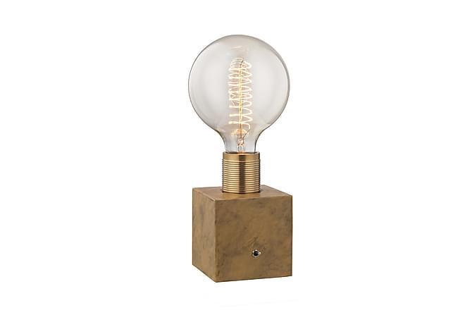 Havsö Switch Bordlampe - Messing/Brun - Belysning - Innendørsbelysning & Lamper - Bordlampe