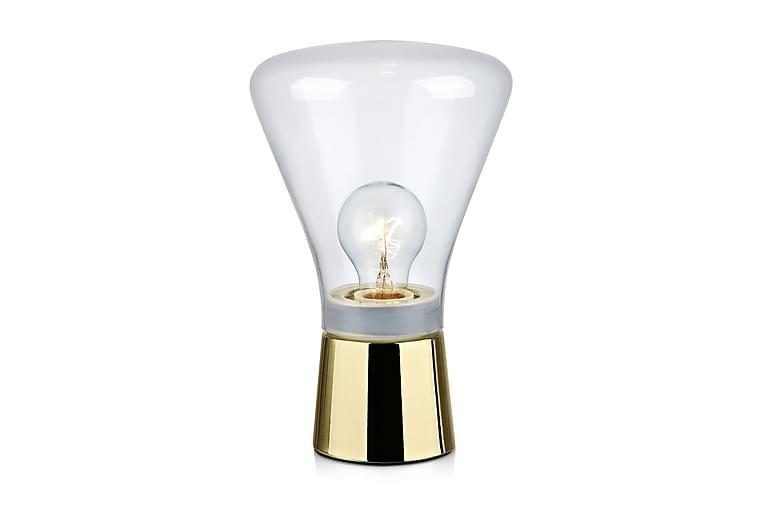 Jack Bordlampe 1L - Messing/Klar - Belysning - Innendørsbelysning & Lamper - Bordlampe