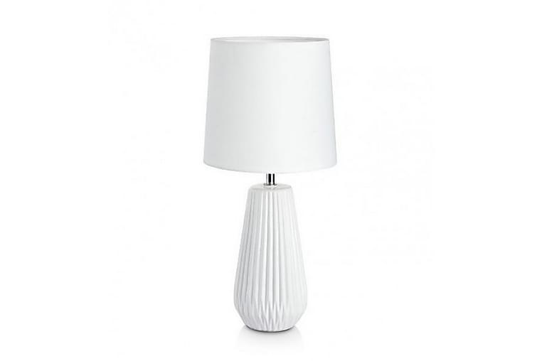 Nicci Bordlampe Hvit - Markslöjd - Belysning - Innendørsbelysning & Lamper - Bordlampe