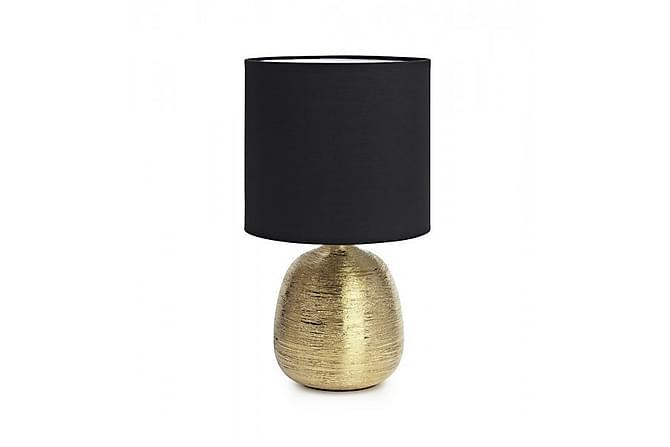 Oscar Bordlampe Keramikk Gull/Hvit - Markslöjd - Belysning - Innendørsbelysning & Lamper - Bordlampe