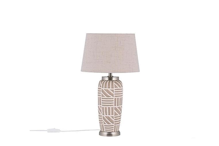 Traisen Bordlampe - Beige - Belysning - Innendørsbelysning & Lamper - Bordlampe