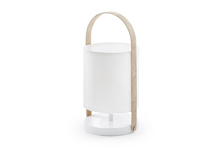Yan Bordlampe - Hvit - Belysning - Innendørsbelysning & Lamper - Bordlampe
