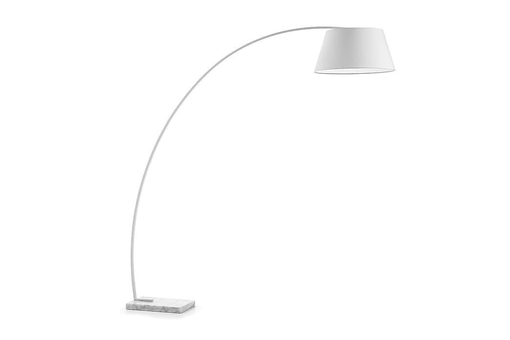 Hopp Gulvlampe - Hvit - Belysning - Innendørsbelysning & Lamper - Gulvlampe