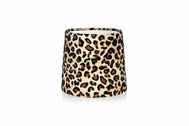 Leopard Lampeskjerm 17 cm Mønstret