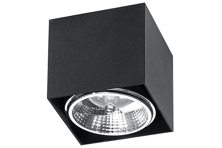 Blake Spotlight Svart - Sollux Lighting - Belysning - Innendørsbelysning & Lamper - Spotlights & downlights