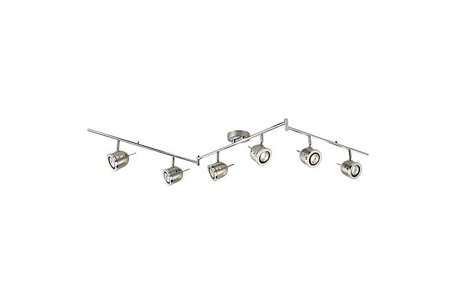Palmer 6L Spotlight Split-Bar Justerbar - Searchlight - Belysning - Innendørsbelysning & Lamper - Spotlights & downlights