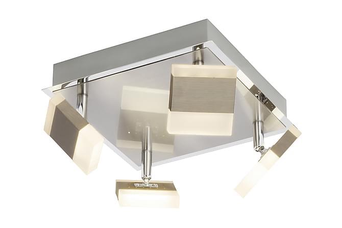 Target Spotlights LED 4L - Nikkel/Krom - Belysning - Innendørsbelysning & Lamper - Spotlights & downlights
