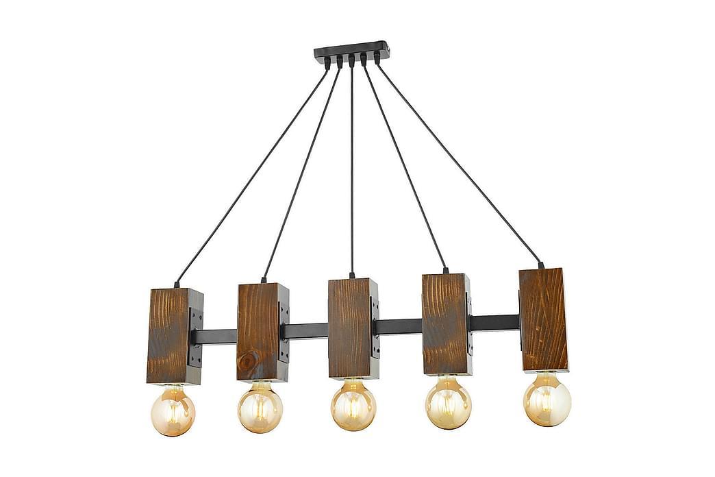 Beacon Plafond - Valnøtt / Svart - Belysning - Innendørsbelysning & Lamper - Taklampe