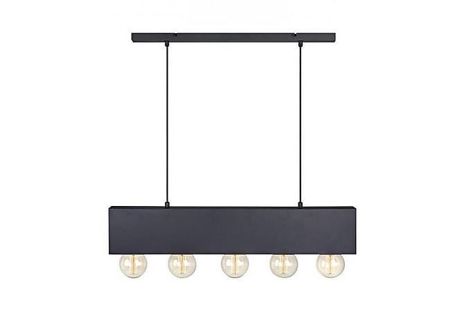 Couture Pendel 5L Svart - Markslöjd - Belysning - Innendørsbelysning & Lamper - Taklampe