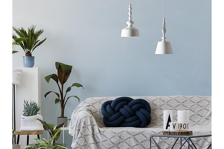 Fluvia Taklampe 25 cm - Hvit - Belysning - Innendørsbelysning & Lamper - Taklampe