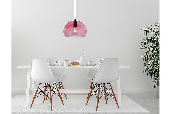 Havsö Smoky Taklampe - Rosa - Belysning - Innendørsbelysning & Lamper - Taklampe