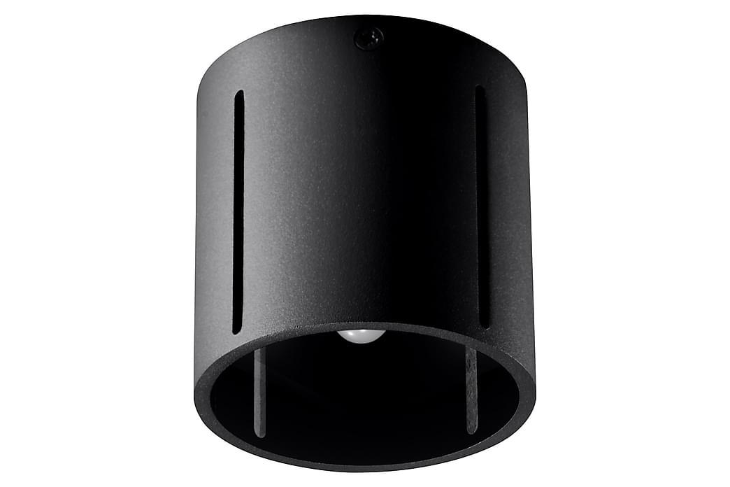 Inez Plafond Svart - Sollux Lighting - Belysning - Innendørsbelysning & Lamper - Taklampe