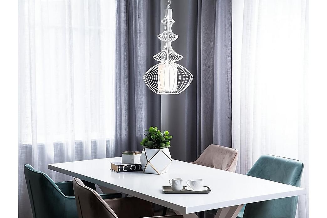 Kolva Taklampe 16 cm - Hvit - Belysning - Innendørsbelysning & Lamper - Taklampe