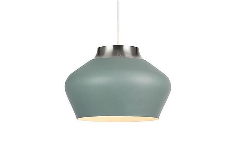 Kom Pendellampe 31 cm - Petrol/Stål - Belysning - Innendørsbelysning & Lamper - Taklampe