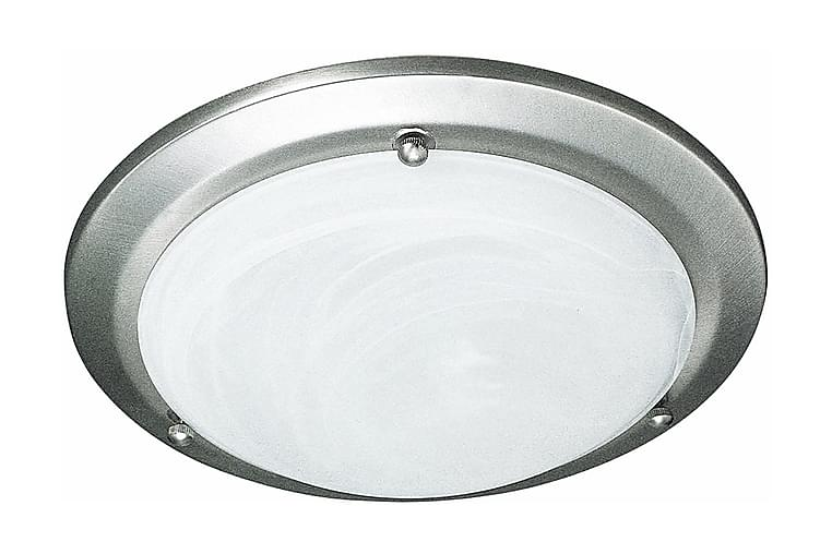 Malmbergs Elektriska Mona Lampe Satin 60W E27 - Stål/Satin - Belysning - Innendørsbelysning & Lamper - Taklampe