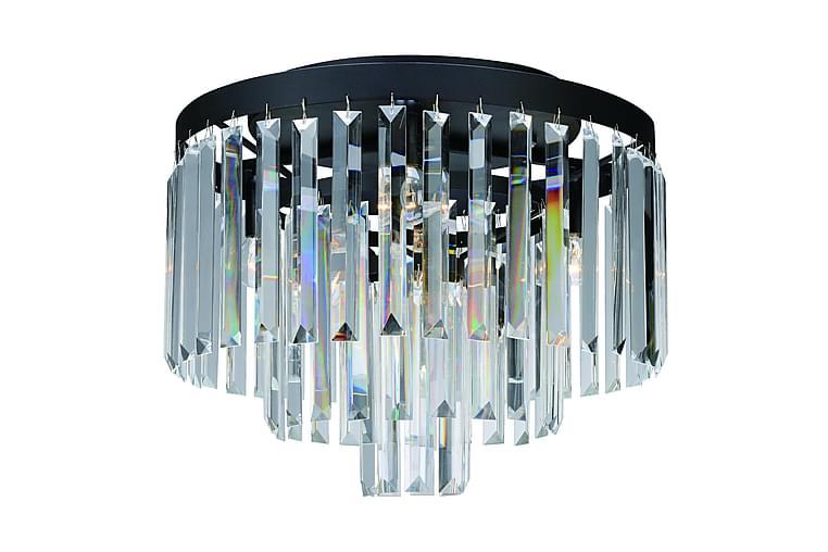 Marksljöd Ventimiglia Plafond 42 cm 4L - Svart/MC - Belysning - Innendørsbelysning & Lamper - Taklampe