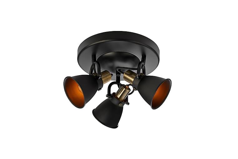 Markslöjd Alton Taklampe - Svart - Belysning - Innendørsbelysning & Lamper - Taklampe