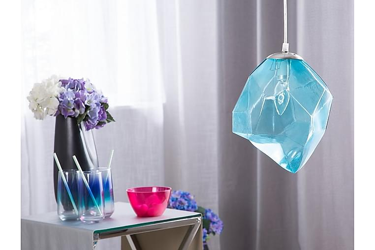 Necala Taklampe 25 cm - Blå - Belysning - Innendørsbelysning & Lamper - Taklampe