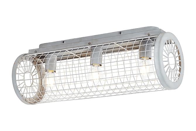 Net Taklampe Dimbar 3L - Grå - Belysning - Innendørsbelysning & Lamper - Taklampe