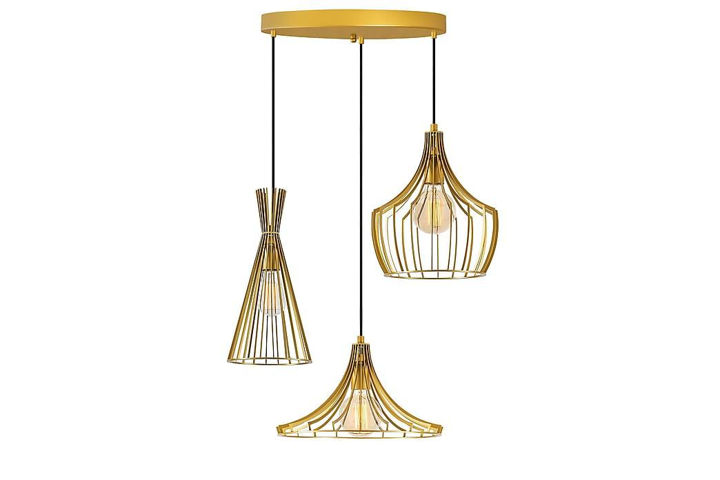 Noor Taklampe - Gull - Belysning - Innendørsbelysning & Lamper - Taklampe