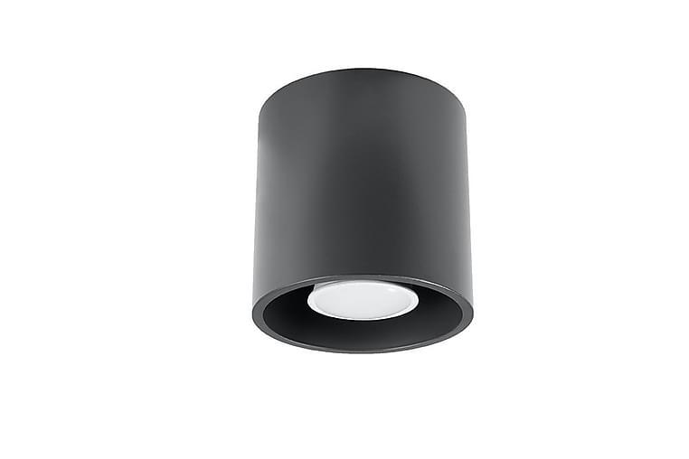 Orbis Spotlight Antrasitt - Sollux Lighting - Belysning - Innendørsbelysning & Lamper - Taklampe